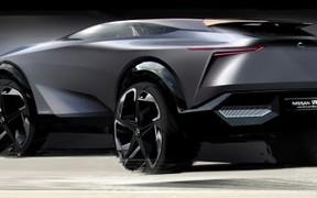 Nissan представить концепт кросовера майбутнього
