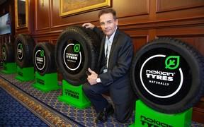 Nokian Tyres привезла в Украину две новых зимних шины