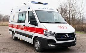 Нова партія автомобілів екстреної медичної допомоги на базі Hyundai H350 доступна в Україні