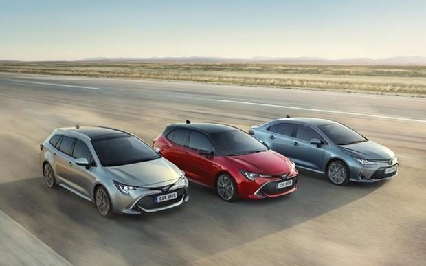 Нова Toyota Corolla - приймаємо замовлення!