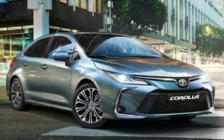 Нова Toyota Corolla відкрито приймання попередніх замовлень