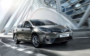 Нова Toyota Corolla вже в Україні
