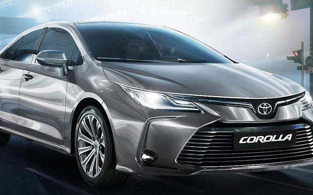«Нова Toyota Corolla вже в Україні»