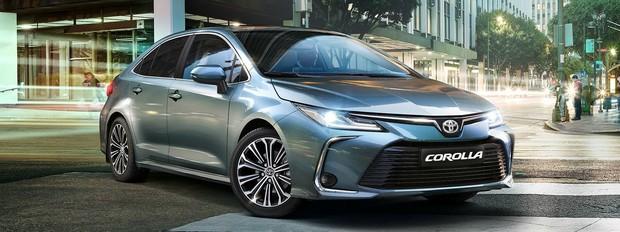 Нова Toyota Corolla