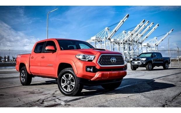 Нова Toyota Tacoma готова до дебюту