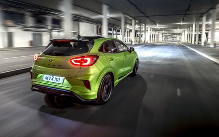 Новая Ford Puma получила «заряженную» версию