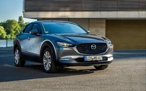 Новая Mazda CX-30 получила гривневый ценник
