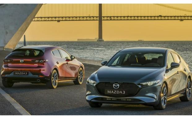 Новая Mazda3 получила награду «Red Dot: Best of the best» 2019