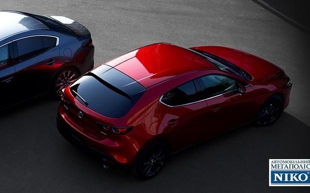 Новая Mazda3  вскоре в «НИКО Истлайн Мегаполис»