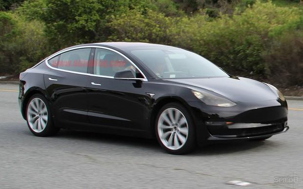 Новая Tesla Model 3 станет похожей на Model S