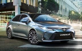Новая Toyota Corolla открыт прием предварительных заказов