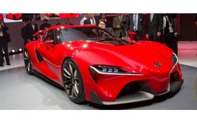 «Новая Toyota Supra 2019 года»