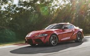 Новая Toyota Supra наконец презентована. Первые фото