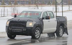 Новая Toyota Tundra дебютирует в следующем году