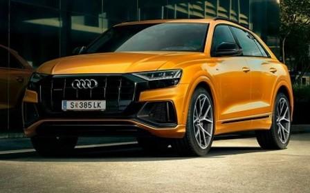 Нове обличчя сім'ї Q: кросовер Audi Q8