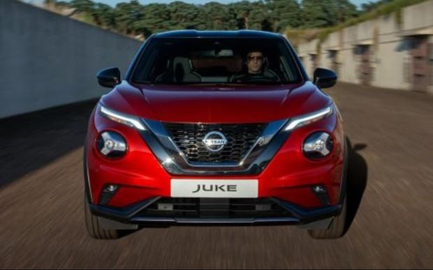 Нове покоління Nissan Juke: перші подробиці після офіційного дебюту