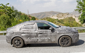 Новейший купе-кроссовер Renault будут производить в России