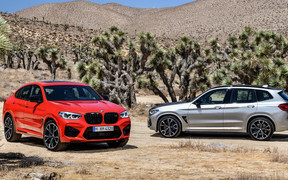 «Нові BMW X3 M І BMW X4 M та їх версії competition.»