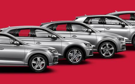 «Нові моделі Audi стали доступнішими завдяки надзвичайним ціновим пропозиціям.»