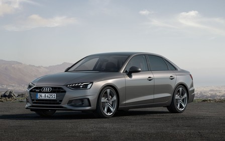 Новий Audi A4