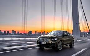 Новий BMW X6