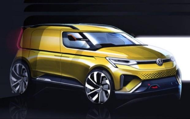 Новий Caddy у пасажирському і вантажному виконанні побачить світ вже у першому кварталі 2020 року.
