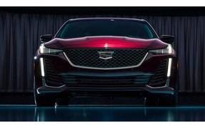Новий Cadillac CT5 прийде на зміну CTS