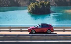 Новий електрифікований SUV Kuga - перший Ford, для якого будуть доступні три гібридні силові агрегати