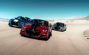 Новий Ford Mustang Shelby GT500