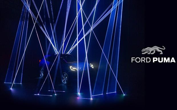 Новий кросовер Ford Puma