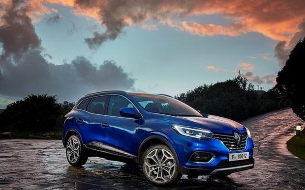 Новий Renault Kadjar: віртуальний шоу-рум