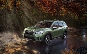 Новий Subaru Forester - кращий автомобіль за версією американського сайту The Car Connection