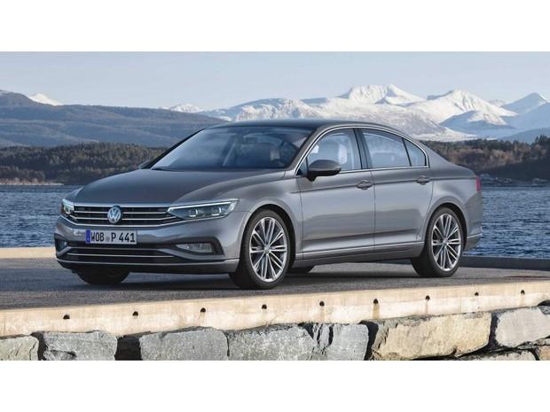 «Новий Volkswagen Passat. Прем'єра Женевського автосалону.»
