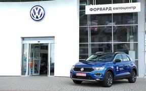 Новий Volkswagen T-Roc - вже в автосалоні!