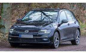 Новий VW Golf R 2020 матиме 330 к.с.