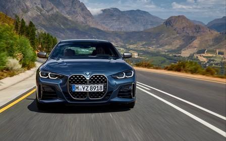 Нове купе BMW 4-й серії змінило покоління. Перші фото