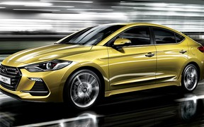 Новому Hyundai Elantra добавили мощности