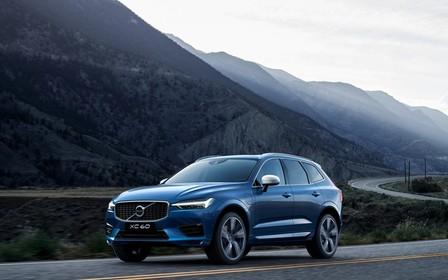 Новорічні ціни на модельний ряд Volvo