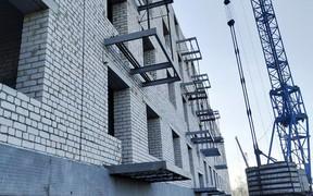 Новости с места строительства ЖК «Воробьевы горы на полях»