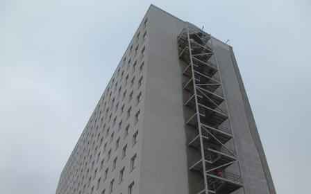 Новости со строительной площадки жилого комплекса «Воробьевы горы-8»