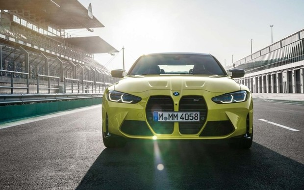 Новые BMW M3 и M4 рассекретили перед премьерой
