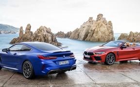 Новые BMW M8