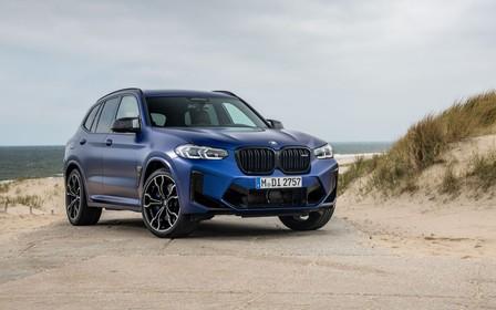 Новые BMW X3 и X4 представили во всех версиях сразу