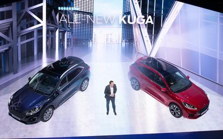Нові Ford Puma і Kuga привезли до України. Що почому?