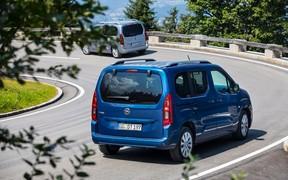 Новые «каблучки» к весне. Opel Combo Life едет в Украину
