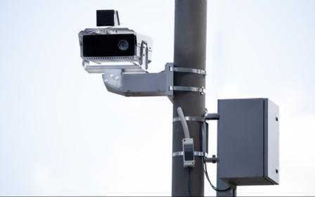 Новые камеры контроля скорости — ждите в Одессе!