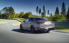 Новые Mercedes-AMG лишат фирменного «голоса»