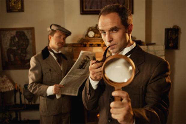 Новые приключения Шерлока Холмса: Дело о новой квартире в Киеве