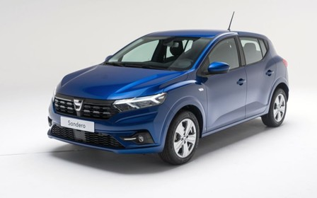 Нові Renault Logan і Sandero сильно відрізнятимуться від машин Dacia