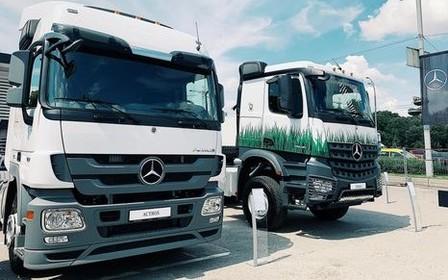 Новые решения для аграрного бизнеса от Mercedes-Benz на международной отраслевой выставке «Агро-2019»
